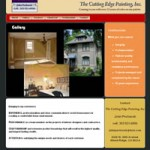 Cutting Edge Painting design by Neal Resources